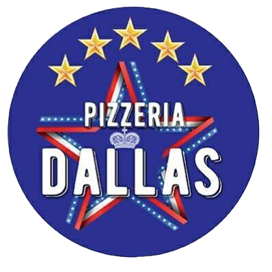 Dallas Pizzeria logotype